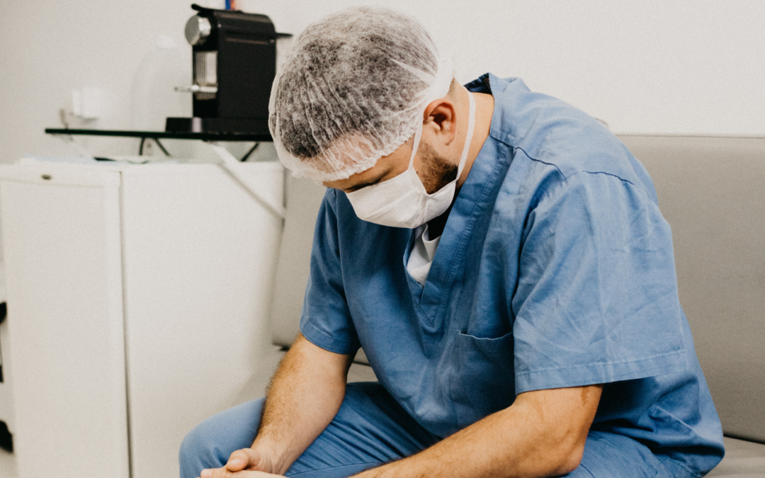 Patient Safety at Serious Risk due to Physician Stress